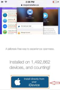 click-install-mojo-app-directly-on-your-iDevice-non-jailbroken-iPhone