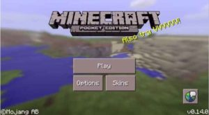 Play Minecraft PE on iOS