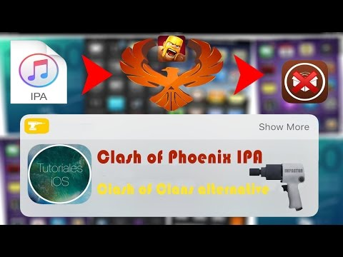 Clash of Phoenix iPA Download