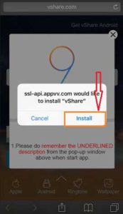 click-install-vshare-pro-minecraft-iPhone-iPad-iPod-Touch-Without-No-JailBreak