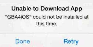 gba4ios-could-not-be-installed-at-this-time-error